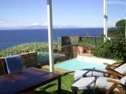 Garden terrace views