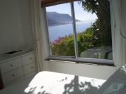 Sea views from main bedroom