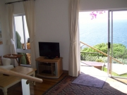 Terrace and sea directly in front of lounge
